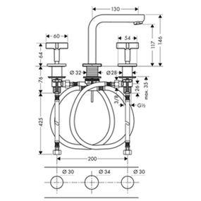 Misturador-de-lavatorio-Metris-S-119-mm