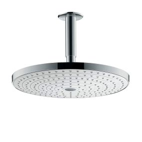 Chuveiro-de-teto-Raindance-Select-S-300-2-jatos-com-tubo-100-mm