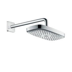 Chuveiro-de-parede-Raindance-Select-E-300-2-jatos-com-tubo-390-mm