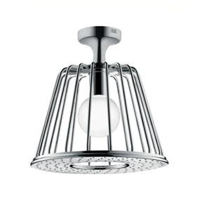 Chuveiro-de-teto-Axor-LampShower-Nendo-com-tubo