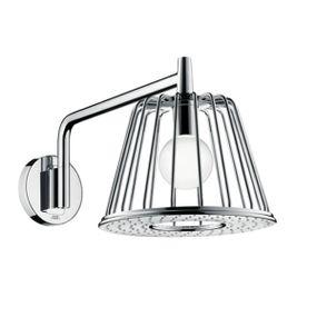Chuveiro-de-parede-Axor-LampShower-Nendo-com-tubo