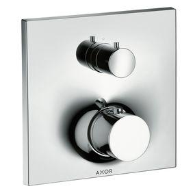 Misturador-Termostato-Para-Chuveiro-Axor-Massaud-Com-Valvula-De-Fechamento-E-Desviador